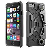 『時尚監控館』手機殼 全新 鋼鐵戰甲 for iPhoneX/8Plus/8 可立式ABS強化材質 孔位精準 直播/追劇