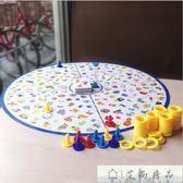親子互動 桌遊兒童提高觀察力專注力反應力子互動益智玩具「潮咖地帶」