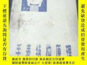 二手書博民逛書店罕見手錶結構原理(A)Y18892 陳昌山編 上海人民出版 出版