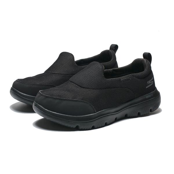 SKECHERS GO WALK 全黑 健走鞋