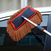 棉線洗車刷子長柄伸縮擦車拖把軟毛刷車神器清潔工具套裝汽車用品-享家生活館 YTL