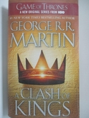【書寶二手書T1/原文小說_ATL】A clash of kings_Martin, George R. R.