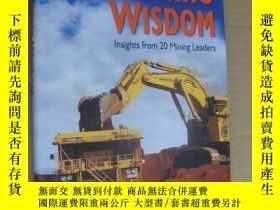 二手書博民逛書店UNEARTHING罕見WISDOM:Insights from