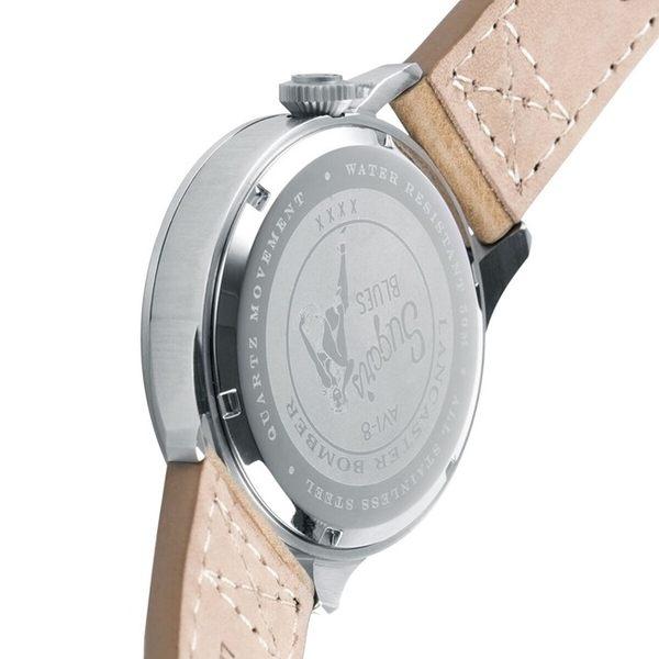 【AVI-8】Lancaster Bomber 皇家手錶 (黑/咖啡 AIAV405002)