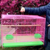 鳥籠大號超大鴿子籠八哥畫眉鵪鶉百靈斑鳩虎皮鸚鵡養殖籠子 易貨居