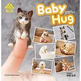 Animal Life Baby Hug 愛抱抱動物公仔 扭蛋 轉蛋 一組6入