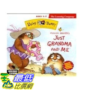 [104美國直購] Mercer Mayer s Just Grandma and Me