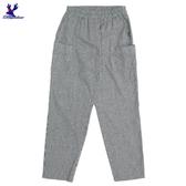 【春夏新品】American Bluedeer - 條紋磨毛長褲(特價)  春秋新款