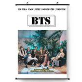 BTS 防彈少年團  FAMILY PORTRAIT大掛畫 海報E811-J【玩之內】韓國 金泰亨 田柾國 JIMIN SUGA 果果