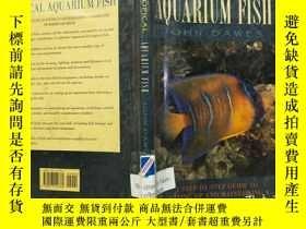 二手書博民逛書店Tropical罕見Aquarium Fish 熱帶魚養殖 (大