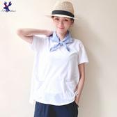 【春夏新品】American Bluedeer - 後印花口袋衣 二色 春夏新款