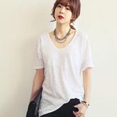 ☆ENTER☆短袖T恤 圓領素色百搭短袖T恤【GO5015】