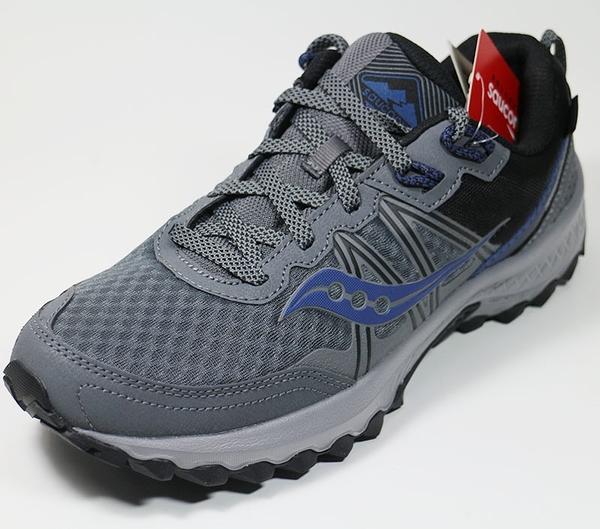 (C1)SAUCONY 索康尼男款 Excursion TR14 GTX 越野防水慢跑鞋 越野跑鞋 SCS20588-2【陽光樂活】