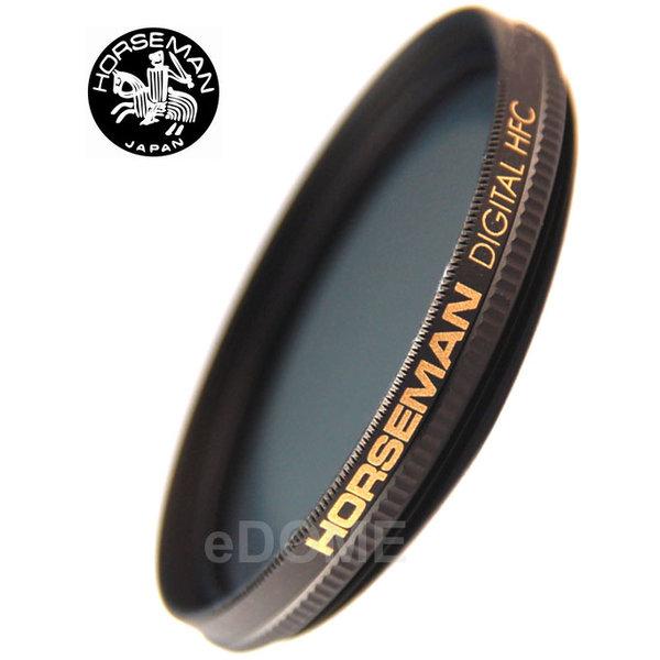 HORSEMAN 62mm HFC CPL 偏光鏡 (3期0利率 免運 見喜公司貨) 雙面鍍膜 數位廣角薄框多層膜