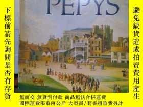 二手書博民逛書店The罕見Illustrated Pepys ( Extract