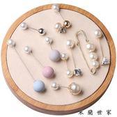 【618好康又一發】胸針女水鉆胸花配飾韓版簡約大氣開衫別針
