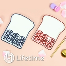 ﹝哆啦A夢吐司造型盤﹞7-11集點 餐盤 盤子 造型盤 記憶吐司 Doraemon〖LifeTime一生流行館〗