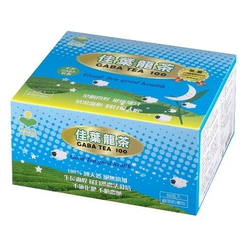 佳葉龍茶(烏龍茶)50茶包【康寶生技】買多更優惠
