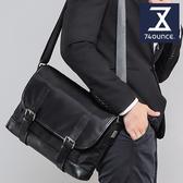 74盎司 Presence 雙帶設計側背包[G-1046]