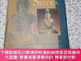 二手書博民逛書店The罕見Diamond Sutra :The Perfection of Wisdom (Text & Comm