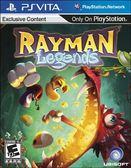 PSV Rayman Legends 雷射超人:傳奇(美版代購)