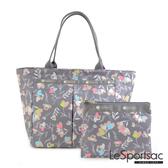 LeSportsac - Standard手提水餃包-附化妝包(美好的一天) 7470P F533