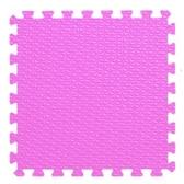 特力屋 台灣製PE安全無毒地墊 62x62x2cm粉紅/灰4片
