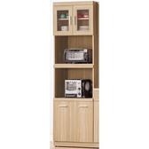 櫥櫃餐櫃TV 380 1 羅莎2 尺收納櫃【大眾家居舘】