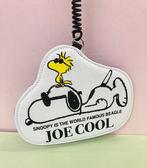 【震撼精品百貨】史奴比Peanuts Snoopy ~SNOOPY造型彈簧拉繩化妝包-墨鏡#71770