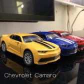 一件8折免運 玩具汽車模型雪弗蘭大黃蜂合金車模金剛變形5科邁羅仿真車模型兒童玩具小汽車
