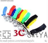 握力器握力棒A型握力器弧形塑柄握力器