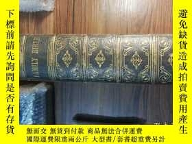 二手書博民逛書店大開本罕見約1870 Holy Bible Containing