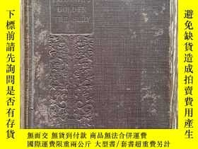 二手書博民逛書店The罕見golden treasury (1925年英文原版英詩集錦)Y23312 出版1925