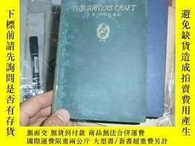 二手書博民逛書店THE罕見WRITERS CRAFTY4849 R.W.JEPSON, M.A 出版1946