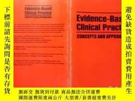 二手書博民逛書店evidence-based罕見clinical practic