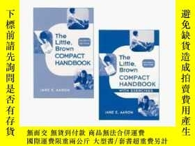 二手書博民逛書店Developmental罕見Exercises For The Little Brown Compact Han