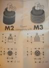 【麗室衛浴】德國  HANSGROHE M3 95730 原裝給水龍頭專用陶瓷軸心