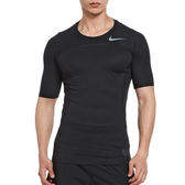 Nike Pro HyperCool 男 黑 透氣緊身衣 壓縮上衣 短袖 短tee  HPRCL TOP COMP 運動內搭上衣 828175-010