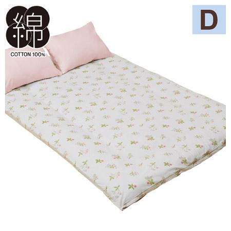 日式床墊套 LEPRE D 雙人 折疊床墊 睡墊套 床包 NITORI宜得利家居