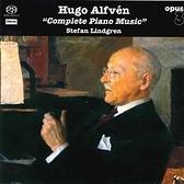 【停看聽音響唱片】【SACD】史帝芬.林德格倫:雨果.阿爾芬:鋼琴音樂全集