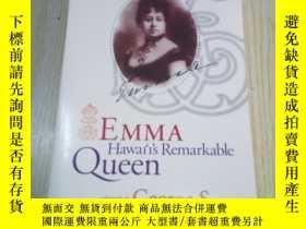 二手書博民逛書店Emma:罕見Hawai i s Remarkable Quee