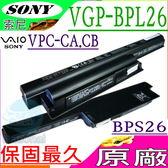 索尼 電池(原廠)-SONY VPCCA1C,VPCCA1SLE,VPCCA26EC,VPCCA27EC,VPCCA28EC,VPCCB15FX,VPC-CB16,VPC-CB17FG,VGP-BPS26