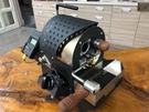 楊家100n-小型專業咖啡烘焙機*含稅*(規格2.0改數位溫度表+可小瓦斯罐點火))目前都改黑色
