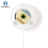 CD機 麥絲瑪拉樂動DVD學生CD機器藍芽DVD播放機復讀英語學習光盤影碟機 亞斯藍