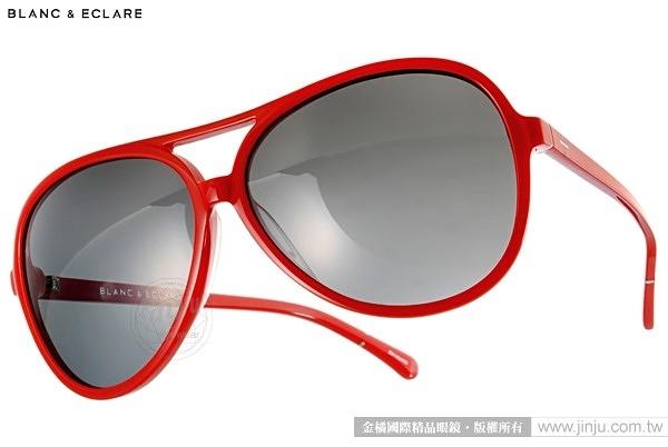 BLANC&ECLARE 太陽眼鏡 HONG KONG RD (紅) 潔西卡個人品牌 城市系列 -- 香港 # 金橘眼鏡