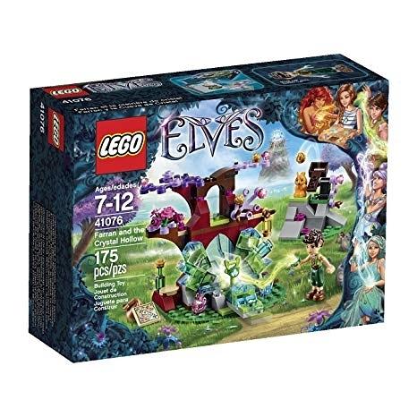 41072【LEGO 樂高積木】精靈 Elves 娜達的SPA秘密