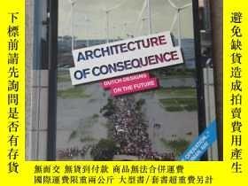 二手書博民逛書店Architecture罕見of Consequence: Du