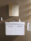 【麗室衛浴】KARAT NC-4874 多功能雙層防水鏡櫃PVC防水發泡板桶身