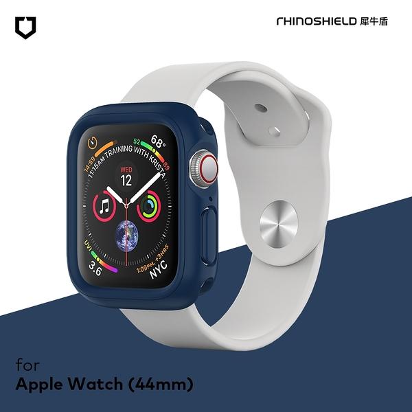 犀牛盾 Apple Watch Series6/SE/5/4共用 (44mm) Crashguard NX防摔邊框保護殼