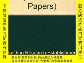 二手書博民逛書店Concrete罕見(Research Papers) (Vol